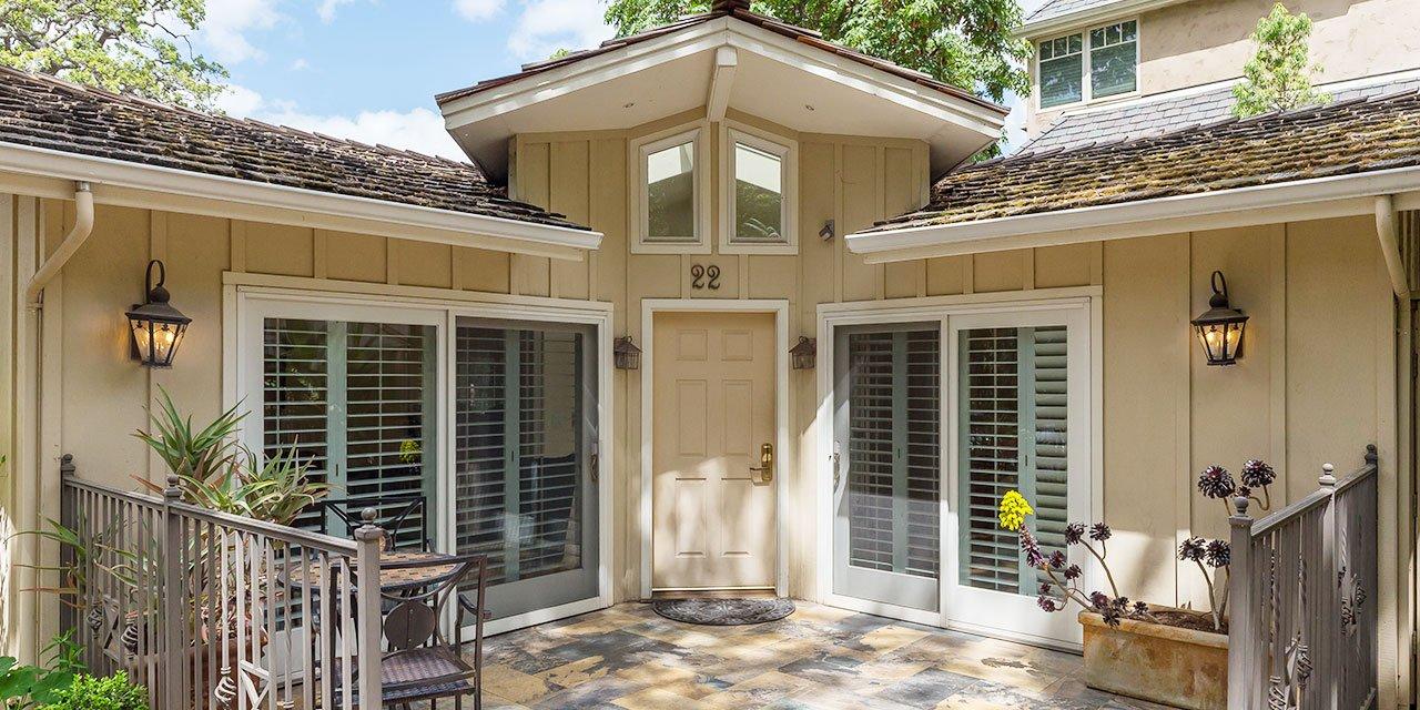 Saratoga Oaks Lodge California